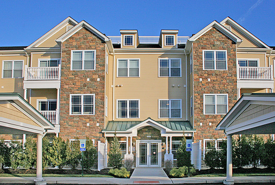 Views at Pomona, Rockland County age 55 and older condo