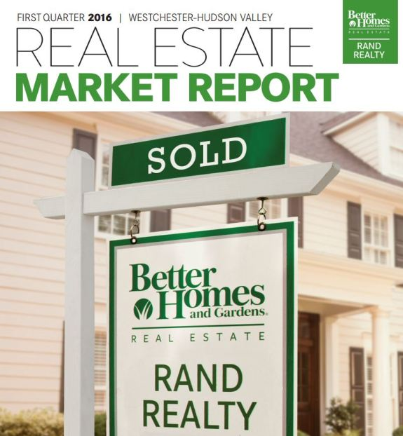 Rockland County real estate 1st gtr market report